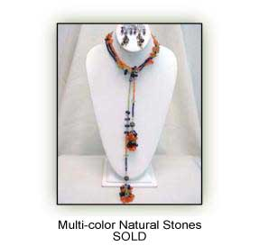 Multi-color Natural Stones